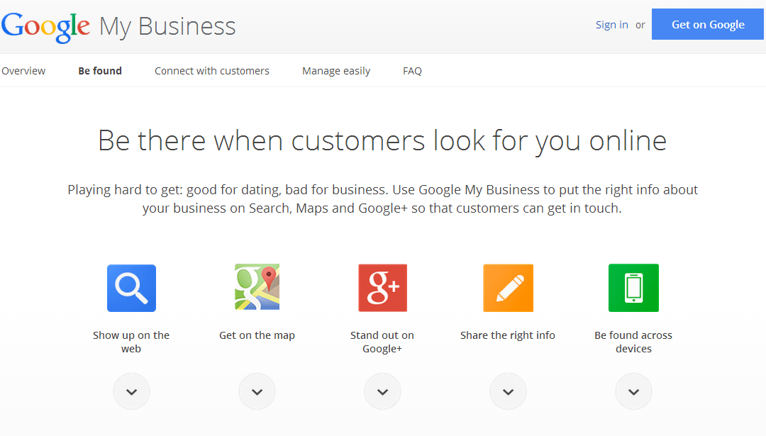 Google Launches Google My Business