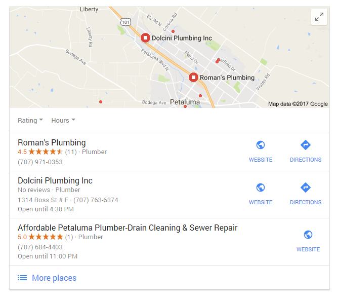 Where Is Google Local Search Heading?