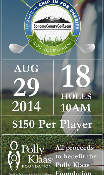 SonomaCountyGolf.com's 1st Annual Chip in For Charity Golf Tournament